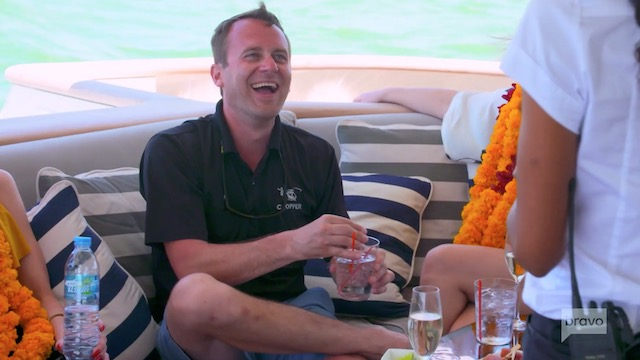 Below Deck Charter Guest