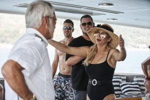 Alexis Bellino Is A Charter Guest On Tonight's Below Deck Episode