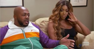 Porsha Williams & Dennis McKinley Fill Emotional Therapy Session On Accurate Housewives Of Atlanta Tonight
