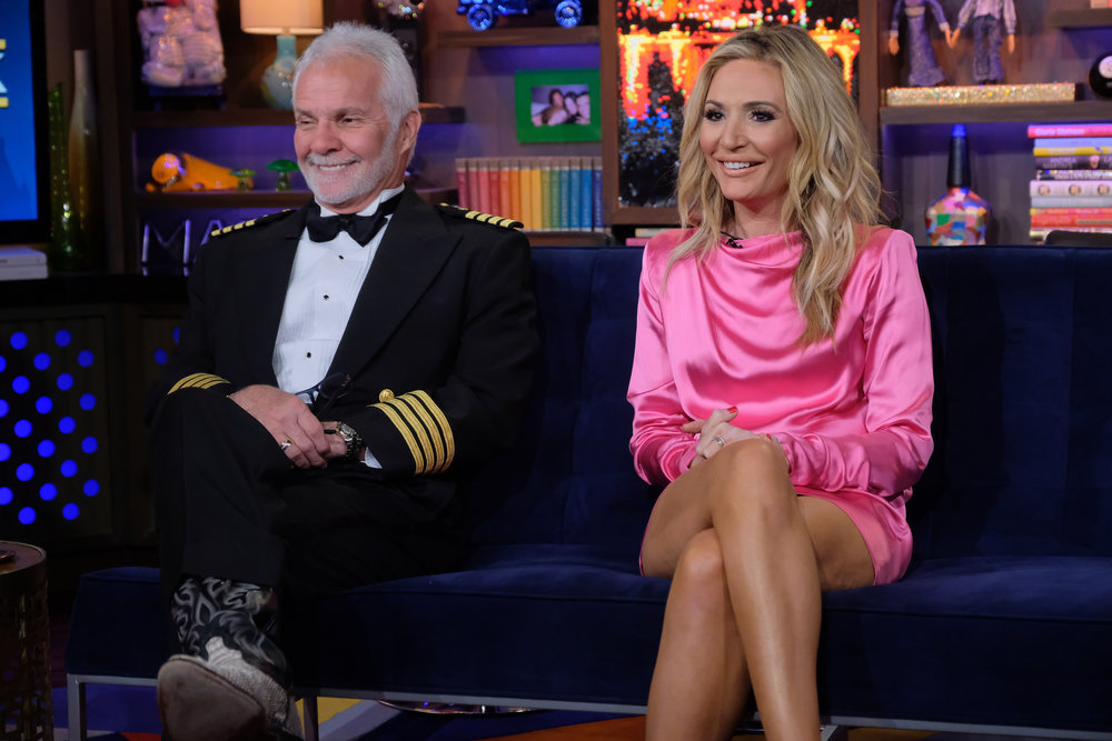 Captain Lee Rosbach Was Surprised Kate Chastain Left Below Deck