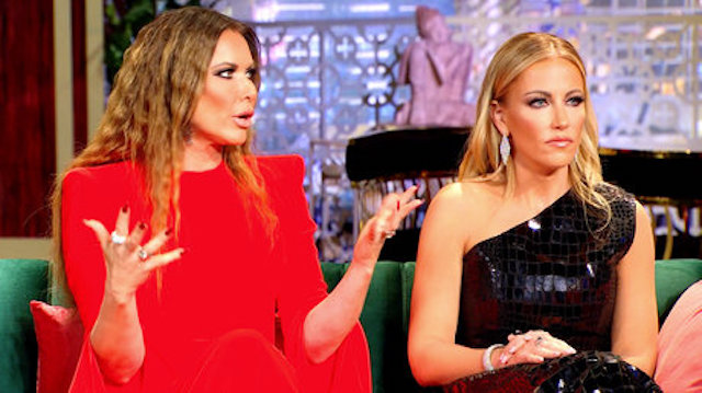 Real Housewives Of Dallas Reunion Part 2 Recap: The Reckoning