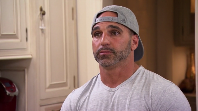 Joe Gorga Real Housewives Of New Jersey