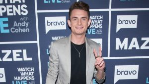 "Vanderpump Rules Star James Kennedy Celebrates 1 Year Of Sobriety; Says ""I'm So Grateful For Everything Now"""
