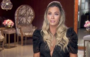 Teddi Mellencamp Arroyave Real Housewives of Beverly Hills RHOBH