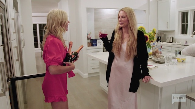 Real Housewives Of New York Tinsley Mortimer Leah McSweeney