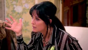Real Housewives Of Beverly Hills Kyle Richards Crying