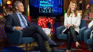Andy Cohen Lori Loughlin