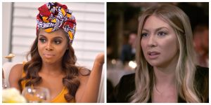 Real Housewives Of Potomac Star Candiace Dillard Slams Stassi Schroeder For Racially Insensitive Remarks