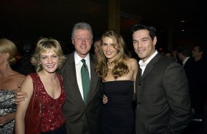 "Brandi Glanville Says Bill Clinton ""Cupped Her Boob Underneath"" And She Was ""Very Happy With It"""