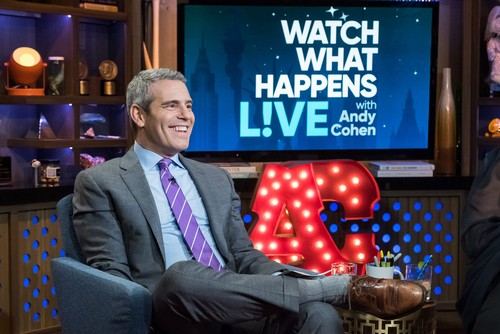 Ashley Darby WWHL