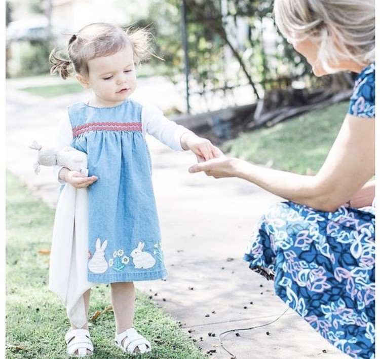 Ali Fedotowsky & Her Daughter Molly