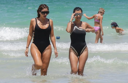 Kourtney & Larsa
