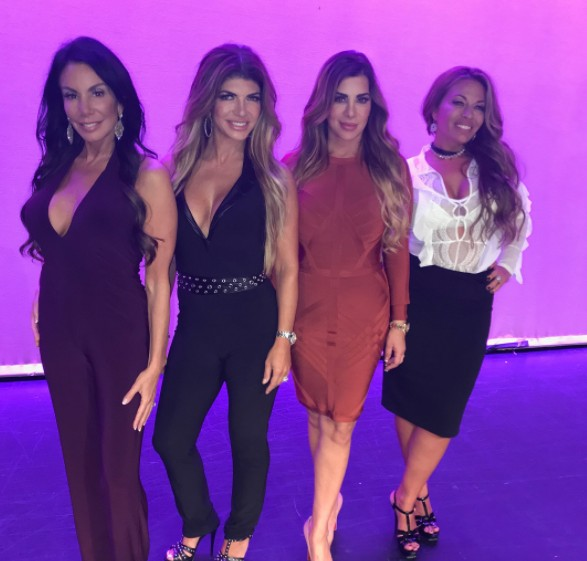 RHONJ Ladies In Connecticut
