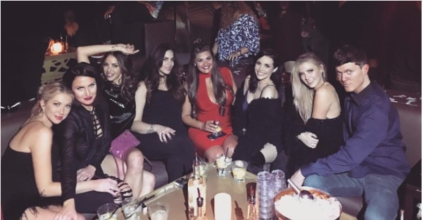 Pump Rules Stars Celebrate Brittany's Birthday