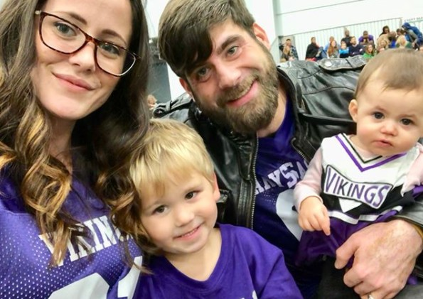Jenelle Evans With David Eason & Their Family