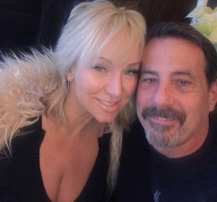 Margaret Josephs With Her Husband Joe Benigno