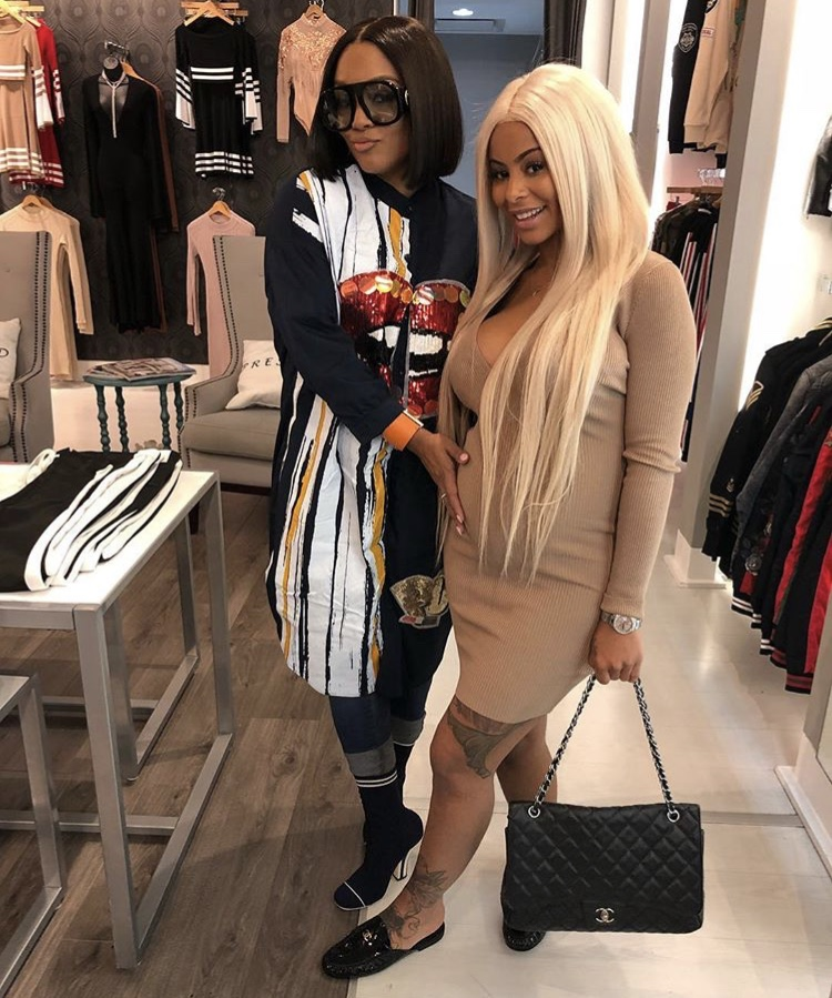 Rasheeda Frost Shopping