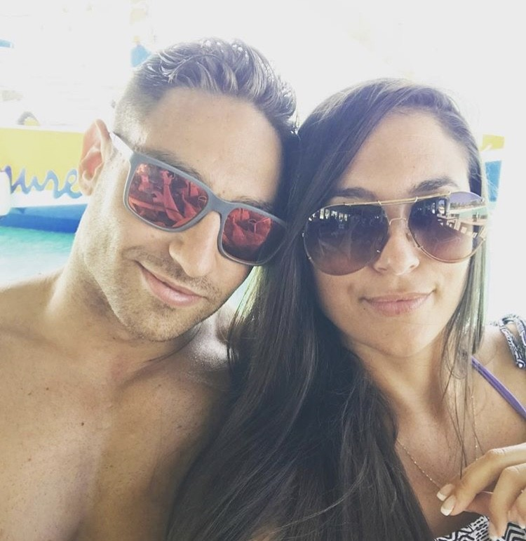 Sammi Giancola With Her Boyfriend