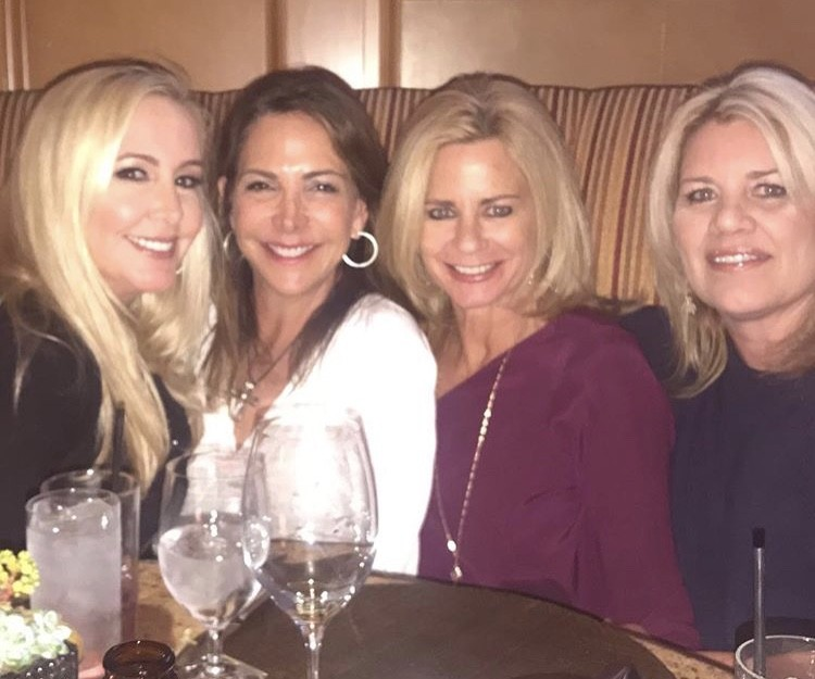 Shannon Beador With Friends