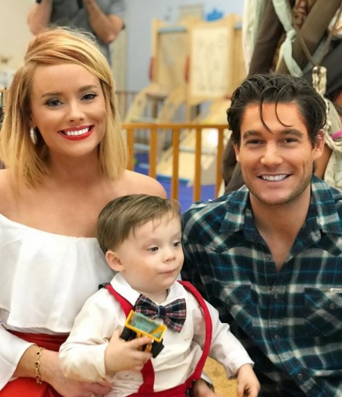 Kathryn Dennis With Her Son & Craig Conover