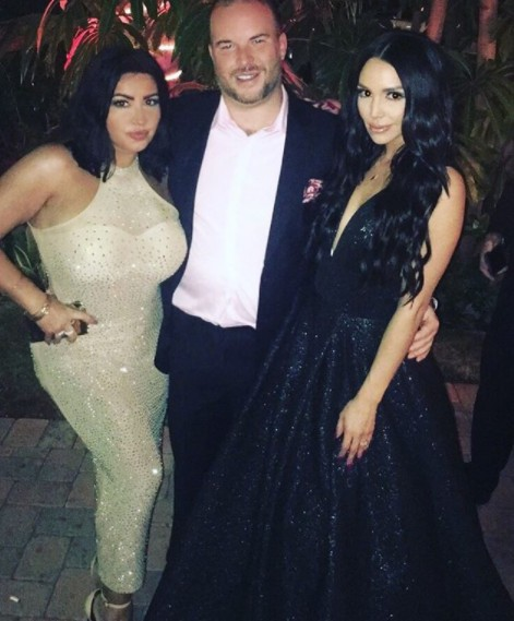 MJ, Tommy, & Scheana At The Vanderpump Dogs Gala