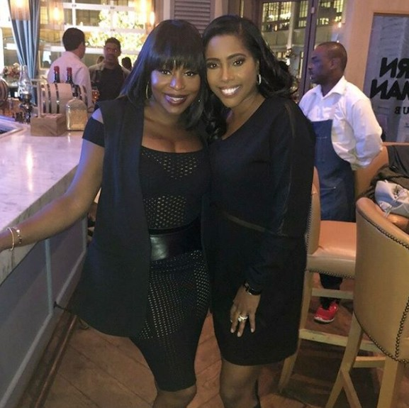 Quad Webb-Lunceford & Simone Whitmore