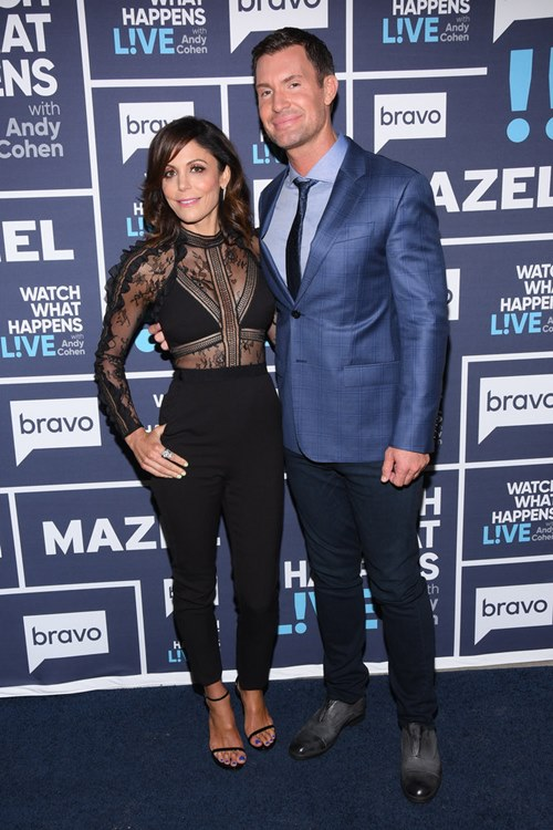 Bethenny and Jeff