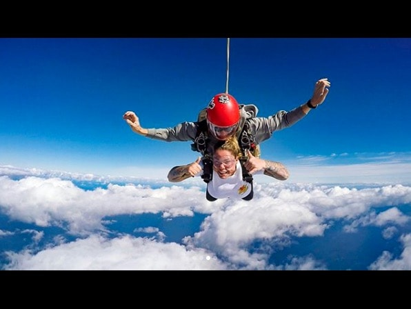 Kail's Skydive