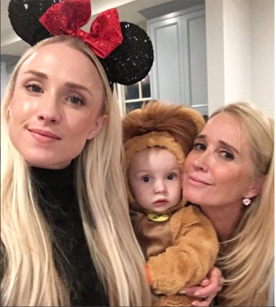 Kim Richards & Hucksley