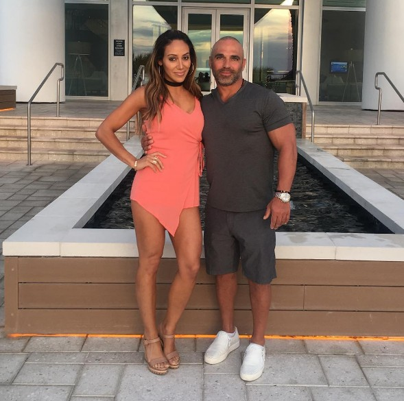 Joe And Melissa Gorga Vacation In Key West For A Family