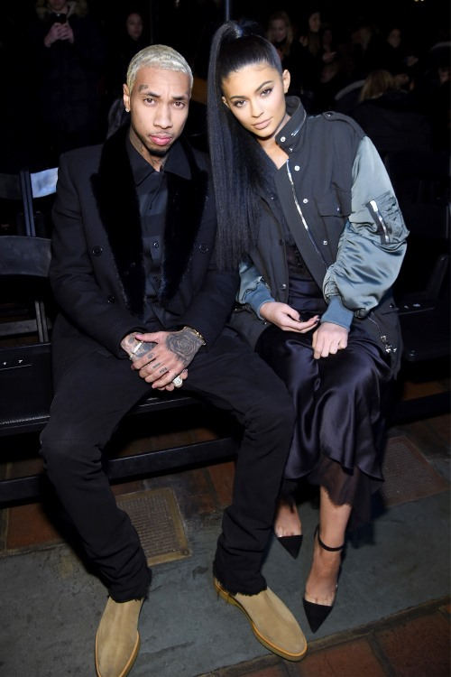 Tyga and Kylie