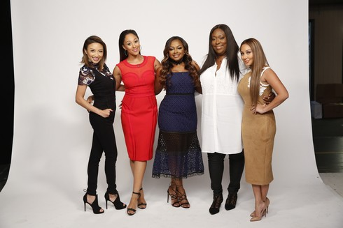 Phaedra Parks & The Real Co-Hosts