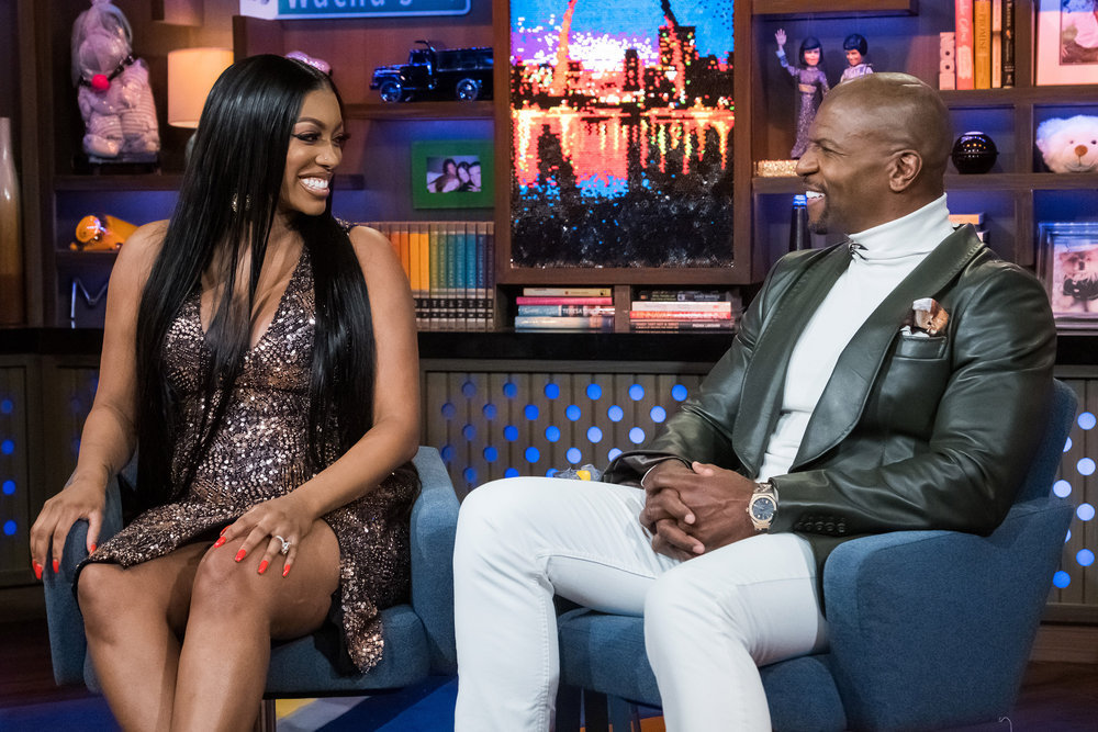 Porsha Williams & Terry Crews