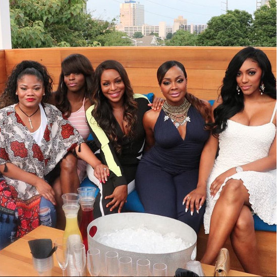 Porsha With Friends