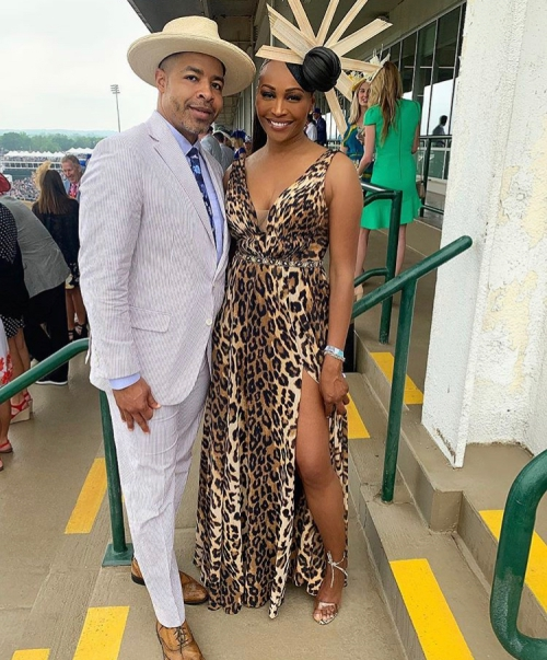 Mike Hill & Cynthia Bailey