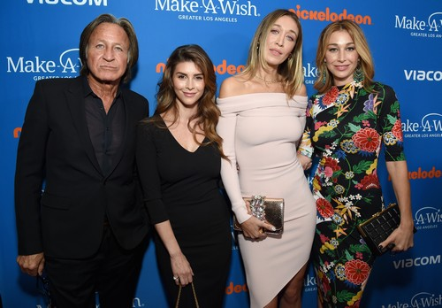 Mohamed Hadid & Family