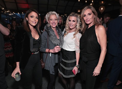 Bethenny, Dorinda, Tinsley & Sonja