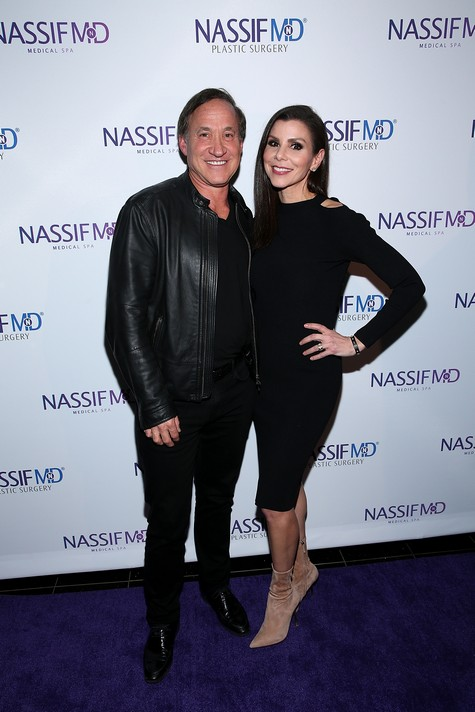 Heather & Dr. Terry Dubrow