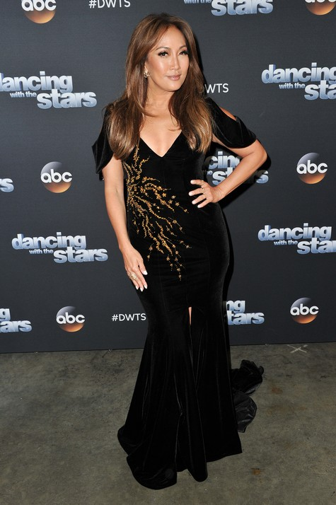 Carrie Ann Inaba DWTS
