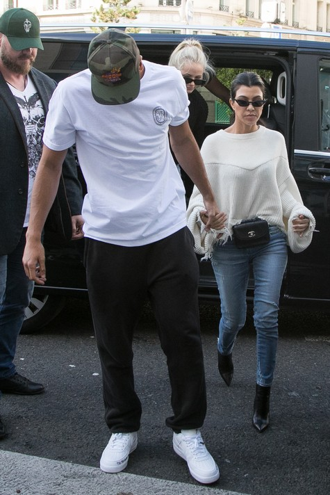 Younes & Kourtney