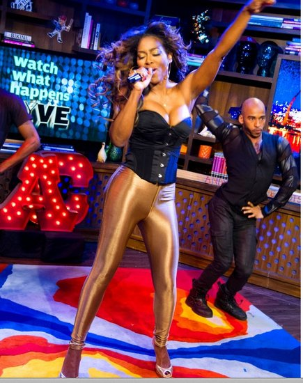 Kenya Moore - Gone With The Wind Fabulous!