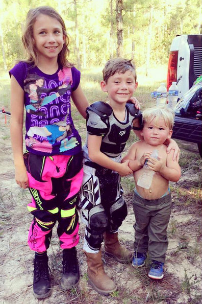 Jace, Kaiser, and Maryssa