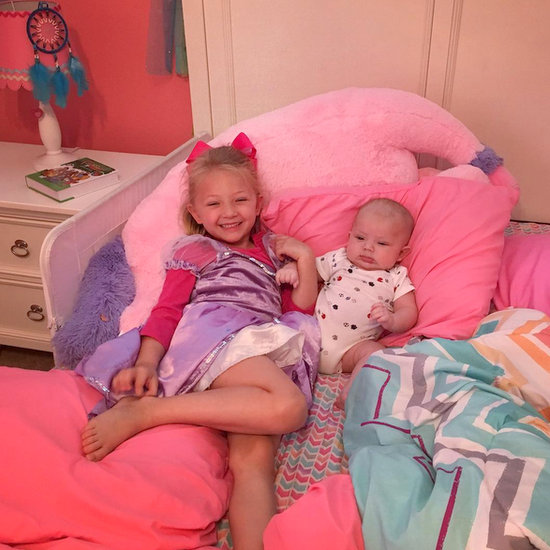 Ava and Cayson
