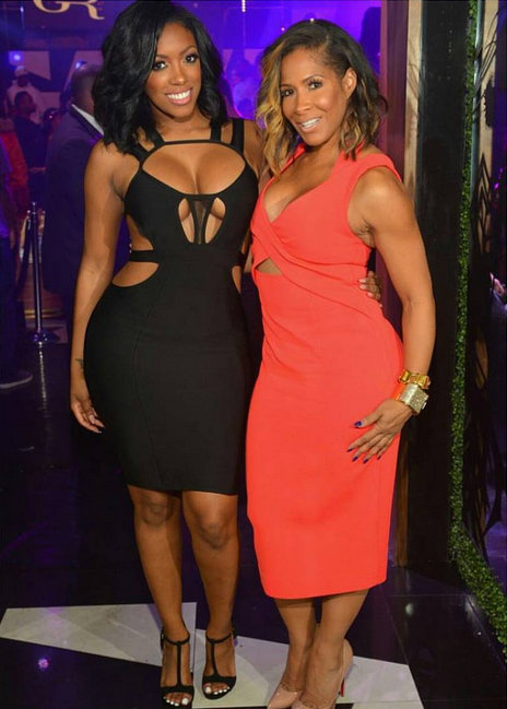 Porsha and Sheree