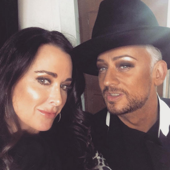 Kyle and Boy George