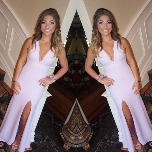 Double Dose Of Gia's Dress