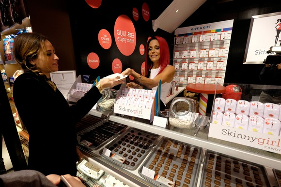 Skinnygirl Candy Launch