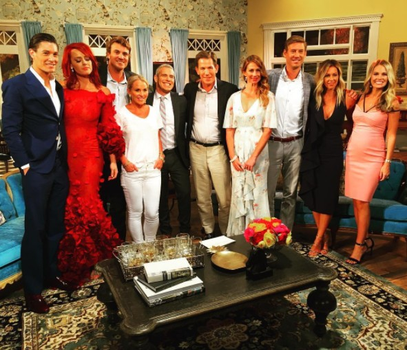... DO YOU MOST WANT THE SOUTHERN CHARM CAST TO DISCUSS AT THE REUNION