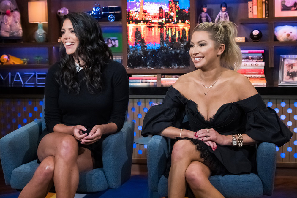 Cecily Strong & Stassi Schroeder