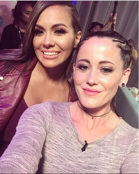 Jenelle With Briana